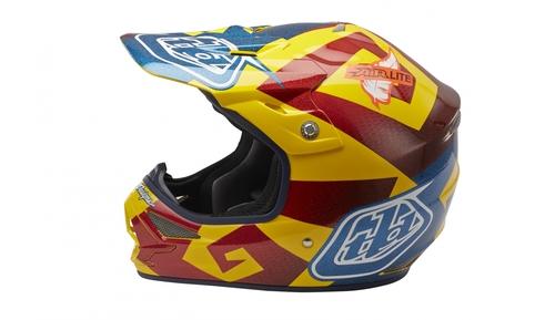 Troy Lee Designs Fullface Helm
