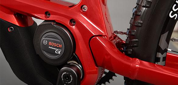 Haibike Bosch-Motor