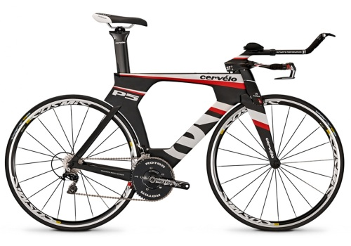 Cervélo P5 Triathlon Bike