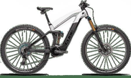 CUBE E-Bikes mit 625 Watt-Motor von BOSCH: Das CUBE STEREO HYBRID