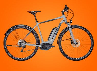 E-Bikes Cross