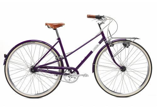 Creme singlespeed bike retro fahrrad g nstig kaufen for Fahrrad minimalistisch