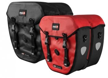 Taschen für den Gepäckträger