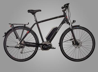 E-Bikes Trekking