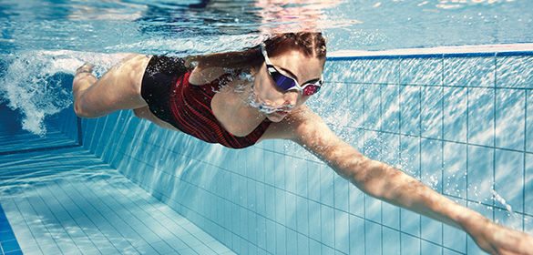 Speedo Schwimmbekleidung Damen