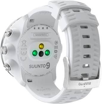 Die Sportuhr Suunto 9 mit GPS