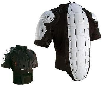Protektoren für Rücken und Körper